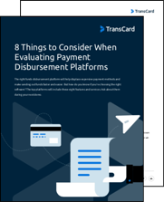 Transcard - 8 Things Preview